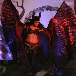 Maleficent Gothic Fusion Solo