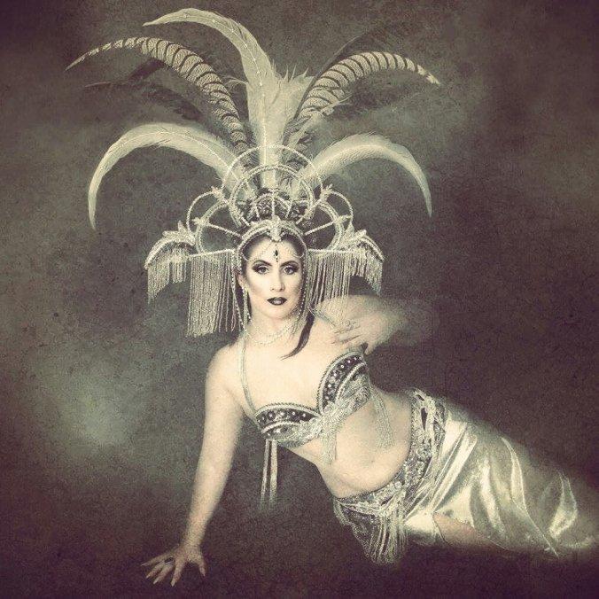 Luna Queen by Kalikah Jade, Adelaide Bellydancer