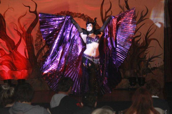 Kalikah Jade at Evernight 4, 2012